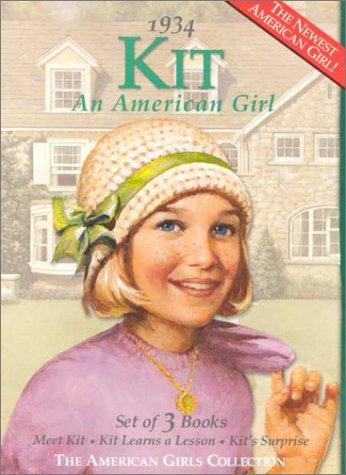9781584851981: Kit: An American Girl : 1934