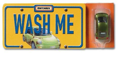 9781584852179: Wash Me (Matchbox)
