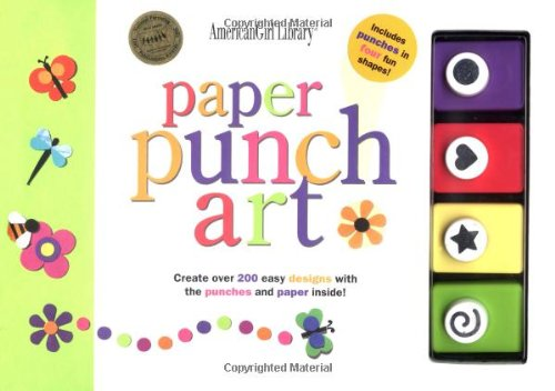 9781584852865: Paper Punch Art: Create over 200 Easy Designs With the Punches and Paper Inside!