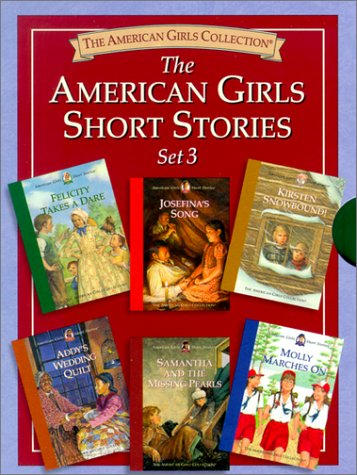 The American Girls Short Stories Set