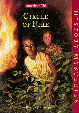 9781584853398: Circle of Fire (American Girl History Mysteries)