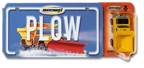 9781584853640: Plow with Toy (Matchbox Books)