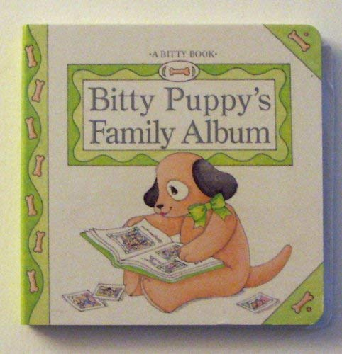 Bitty Puppy's Family Album: Peggy Jo Ackley