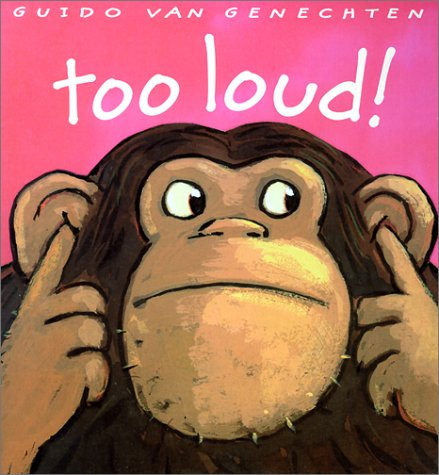 Too Loud: Guido Van Genechten