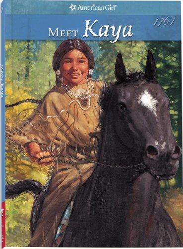 Meet Kaya: An American Girl (American Girls: Janet Beeler Shaw