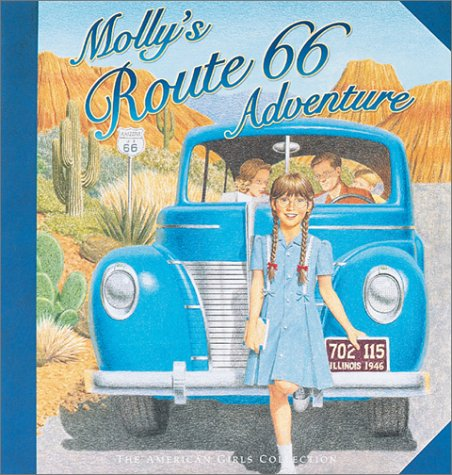 9781584855019: Molly's Route 66 Adventure (The American Girls Collection)