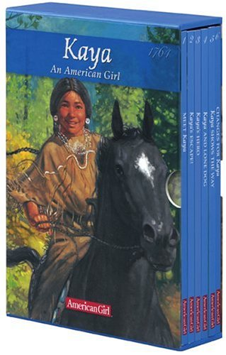 9781584855118: Kaya: An American Girl : 1764 / Box Set