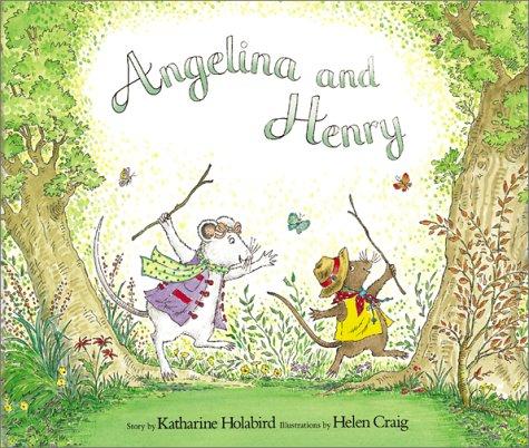 9781584855231: Angelina and Henry (Angelina Ballerina)