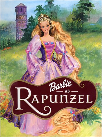 9781584856092: Barbie As Rapunzel