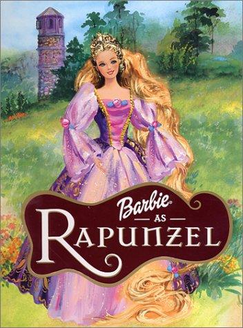 Barbie as Rapunzel: Cliff Ruby