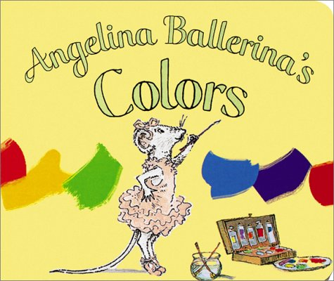Angelina Ballerina's Colors
