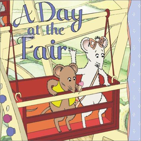 9781584856436: A Day at the Fair (Angelina Ballerina)