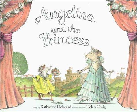 9781584856535: Angelina and the Princess