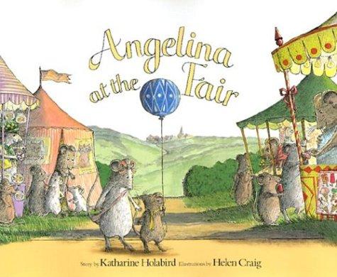 9781584856542: Angelina at the Fair