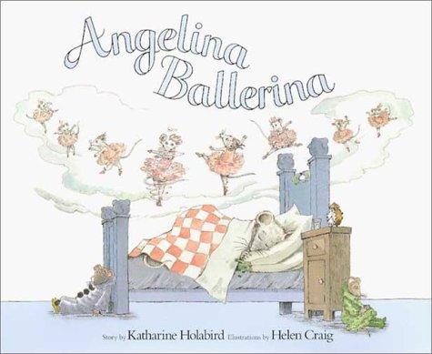 9781584856559: Angelina Ballerina