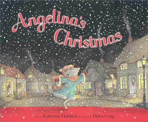 9781584856580: Angelina's Christmas