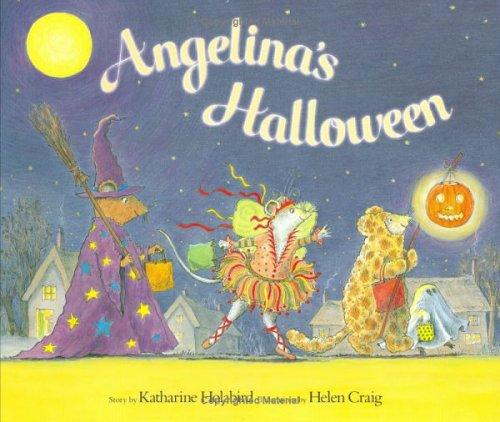 9781584856597: Angelina's Halloween
