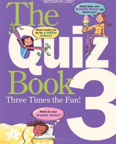 The Quiz Book 3 (American Girl Library): Brette McWhorter Sember