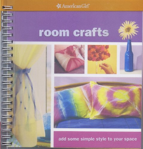 Room Crafts (American Girl Library) (1584859113) by American Girl