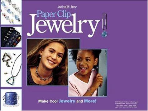 Paper Clip Jewelry: Kelli Peduzzi