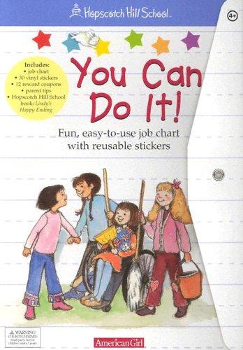 You Can Do It! Job Chart (Hopscotch Hill School): Erin Falligant (Editor), Joy Allen (Illustrator),...