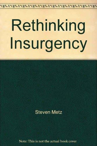 9781584872979: Rethinking Insurgency