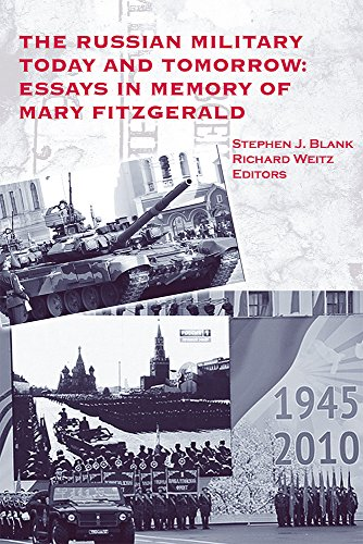 9781584874492: The Russian Military Today and Tomorrow: Essays in Memory of Mary Fitzgerals