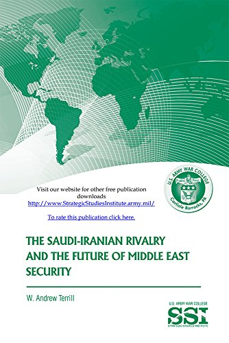 9781584875185: The Saudi-Iranian Rivalry and the Future of Middle East Security