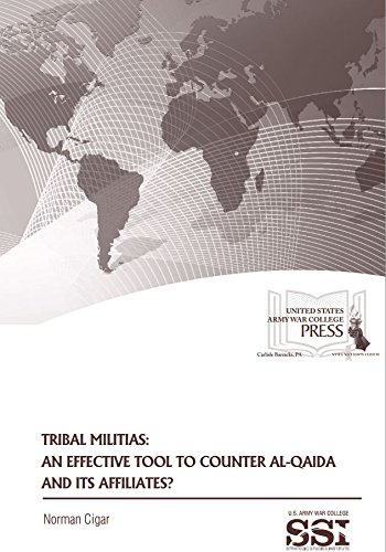 Tribal Militias: An Effective Tool to Counter Al-Qaida and Its Affiliates: Norman Cigar