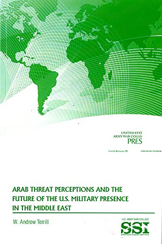 Arab Threat Perceptions and the Furure of the U. S. Military Presence in the Middle East: W. Andrew...