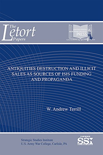 Antiquities Destruction and Illicit Sales as Sources: Terrill Ph.D., Dr.