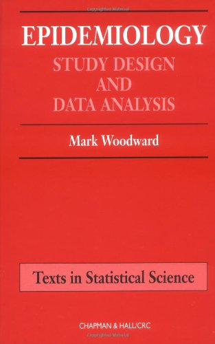 9781584880097: Epidemiology: Study Design and Data Analysis