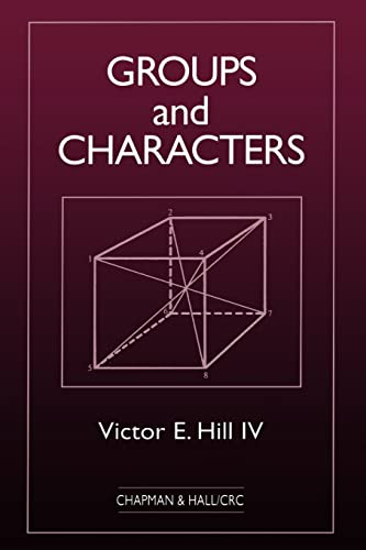 9781584880387: Groups and Characters