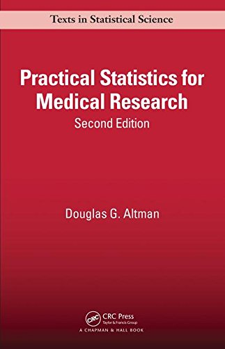 9781584880394: Practical Statistics for Medical Research