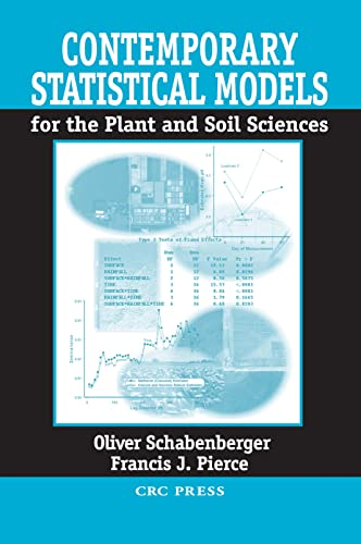 9781584881117: Contemporary Statistical Models for the Plant and Soil Sciences