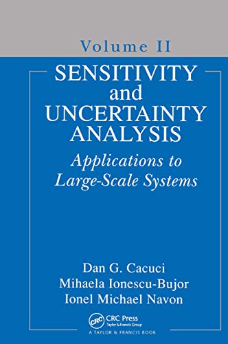 9781584881162: 2: Sensitivity and Uncertainty Analysis, Volume II: Applications to Large-Scale Systems: Applications to Large-scale Systems Vol 2