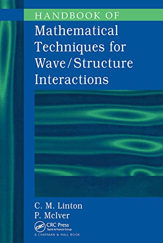 9781584881322: Handbook of Mathematical Techniques for Wave/Structure Interactions