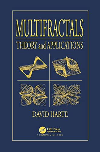 9781584881544: Multifractals: Theory and Applications