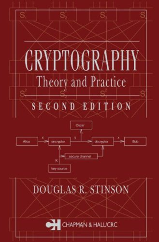 9781584882060: Cryptography: Theory and Practice, Third Edition