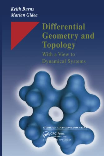 Differential Geometry and Topology: Burns, Keith/ Gidea,