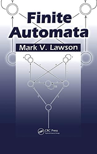 9781584882558: Finite Automata