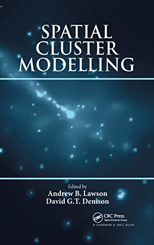 9781584882664: Spatial Cluster Modelling (Monographs on Statistics and Applied Probability)