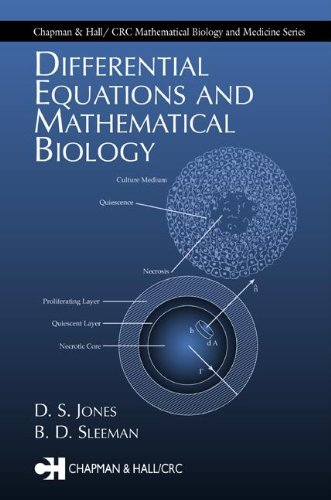 9781584882961: Differential Equations and Mathematical Biology