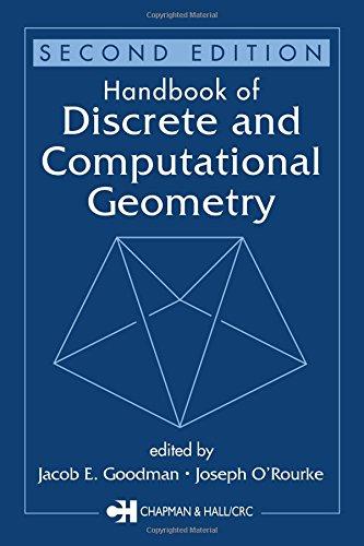 9781584883012: Handbook of Discrete and Computational Geometry, Second Edition (Discrete Mathematics and Its Applications)