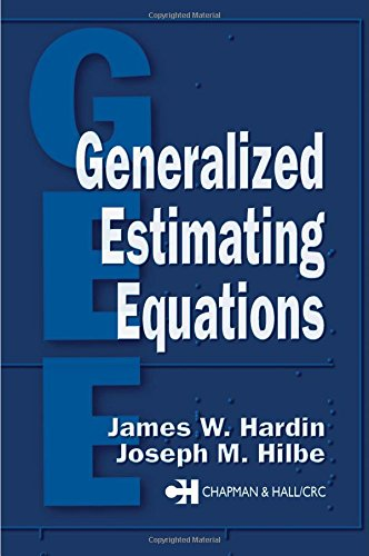 9781584883074: Generalized Estimating Equations
