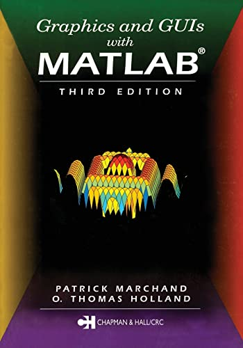 9781584883203: Graphics and GUIs with MATLAB, Third Edition (Graphics & GUIs with MATLAB)