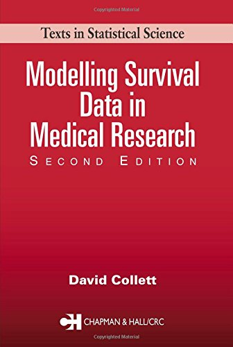 9781584883258: Modelling Survival Data in Medical Research, Second Edition (Chapman & Hall/CRC Texts in Statistical Science)