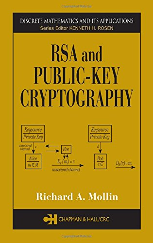 9781584883388: RSA and Public-Key Cryptography (Discrete Mathematics and Its Applications)