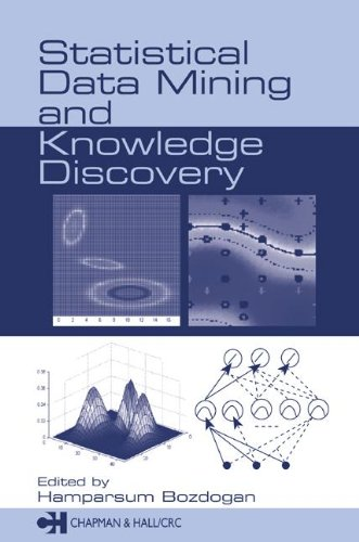 9781584883449: Statistical Data Mining and Knowledge Discovery
