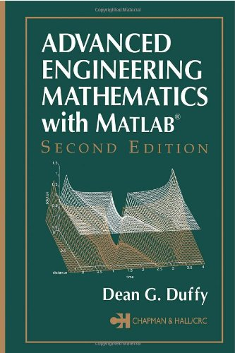 9781584883494: Advanced Engineering Mathematics with MATLAB, Second Edition